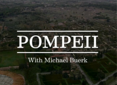 Pompeii with Michael Buerk