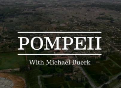 Pompeii with Michael Buerk